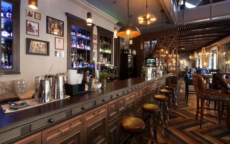 Ресторан. ресторан из проекта , фото №66301