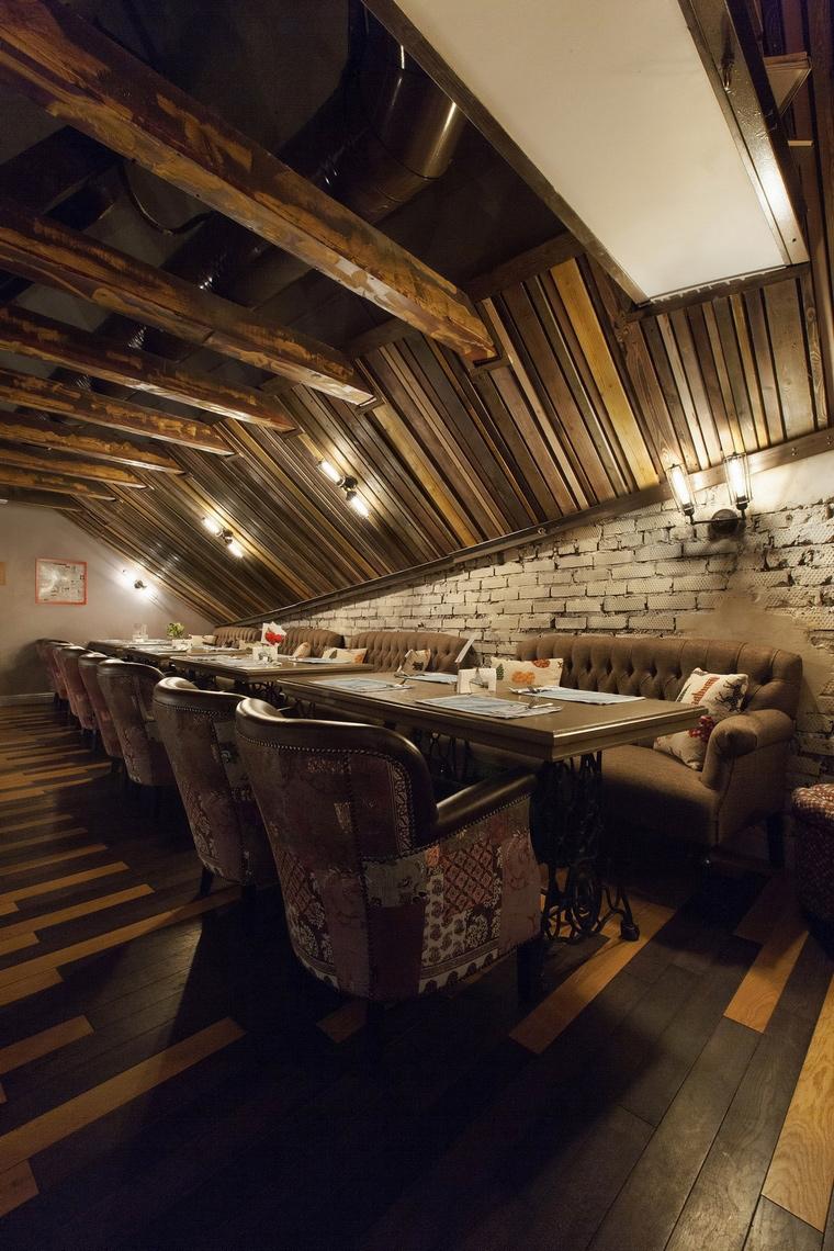 Ресторан. ресторан из проекта , фото №66302
