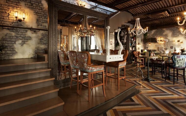 Ресторан. ресторан из проекта , фото №66305