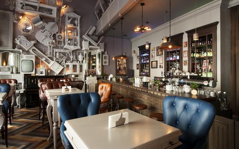 Ресторан. ресторан из проекта , фото №66308