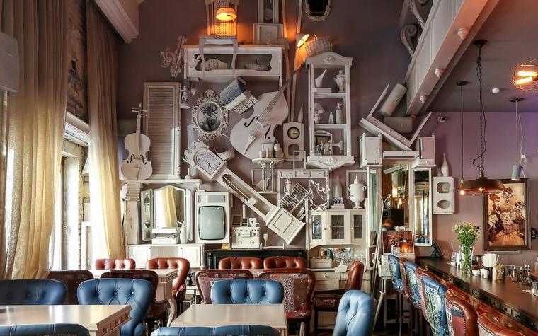 Ресторан. ресторан из проекта , фото №66309