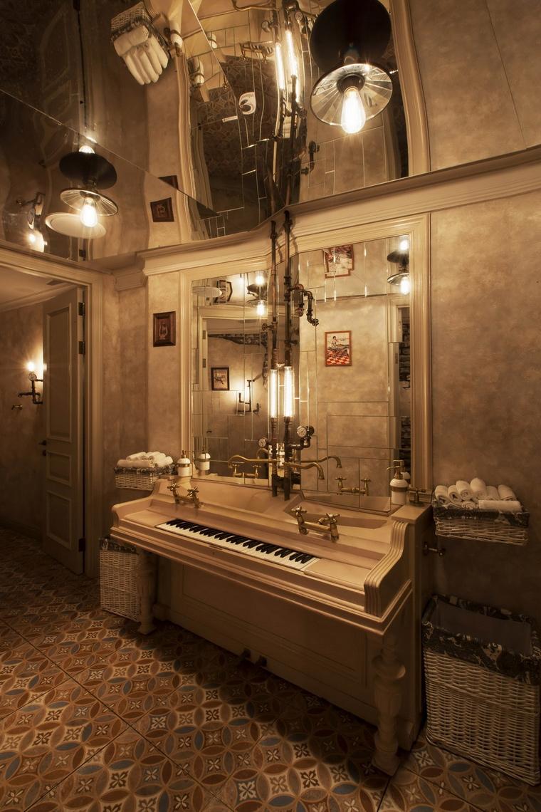 Ресторан. ресторан из проекта , фото №66298