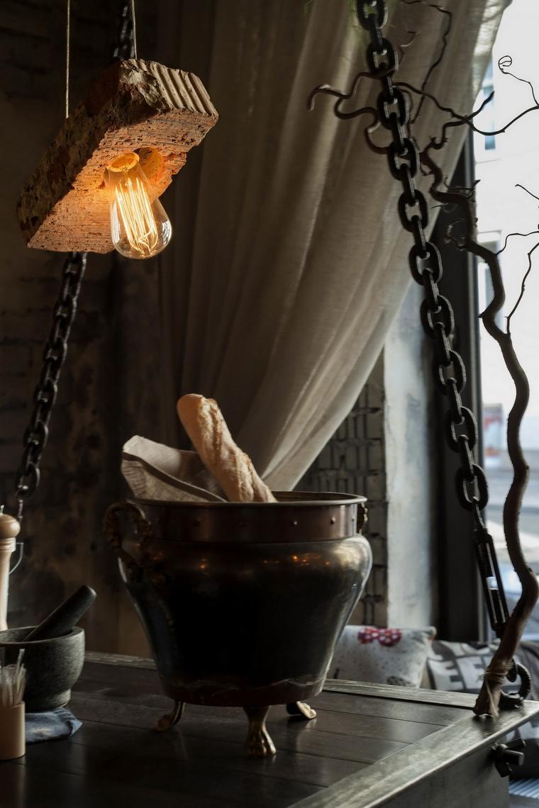Ресторан. ресторан из проекта , фото №66300
