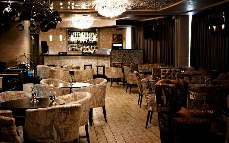 Ресторан. ресторан из проекта , фото №66366