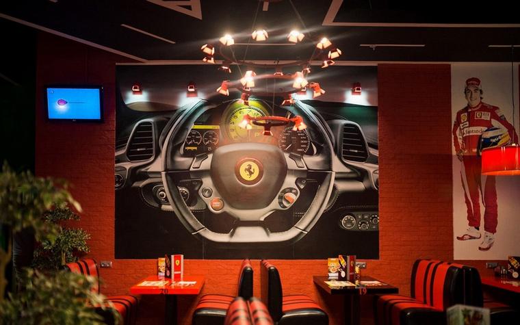 Ресторан. ресторан из проекта , фото №67356