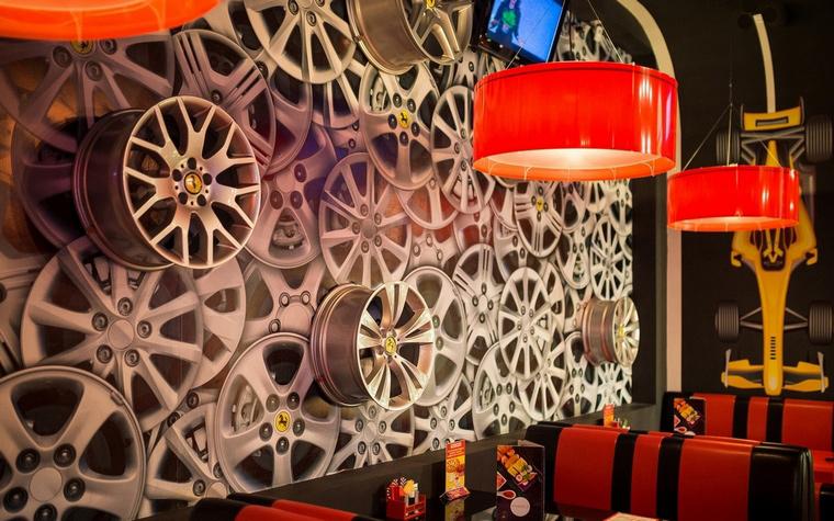 Ресторан. ресторан из проекта , фото №67357