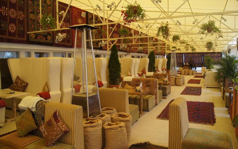 Ресторан. ресторан из проекта , фото №68511