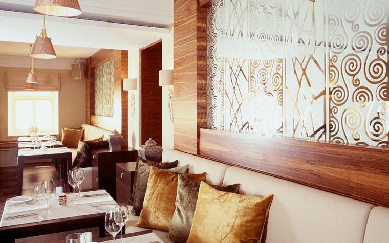 Ресторан. ресторан из проекта , фото №2920