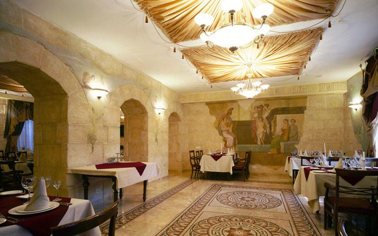 Ресторан. ресторан из проекта , фото №3987