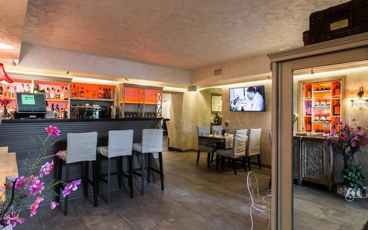 Ресторан. ресторан из проекта Ресторан грузинской кухни в центре города Санкт-Петербурга, фото №78538