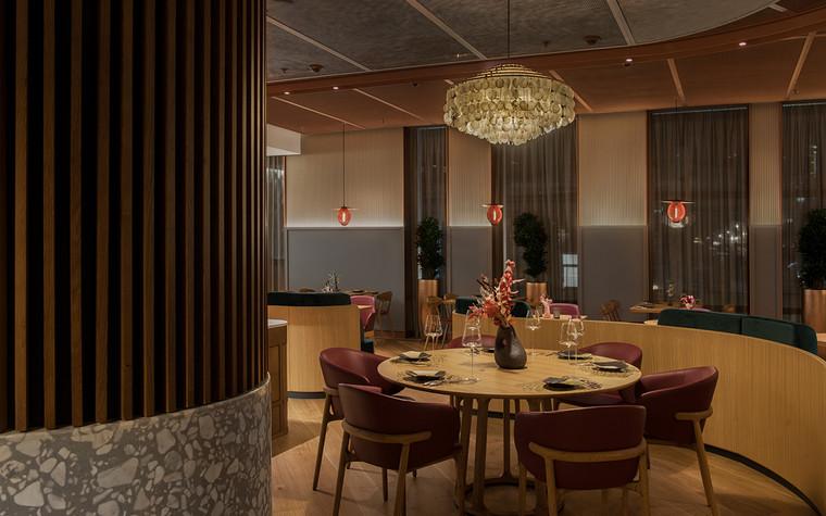 Ресторан. ресторан из проекта Shagal, фото №104128