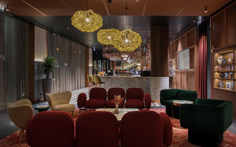 Ресторан. ресторан из проекта Shagal, фото №104137