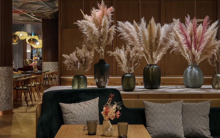 Ресторан. ресторан из проекта Shagal, фото №104129
