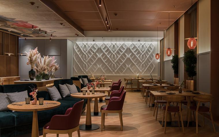 Ресторан. ресторан из проекта Shagal, фото №104130