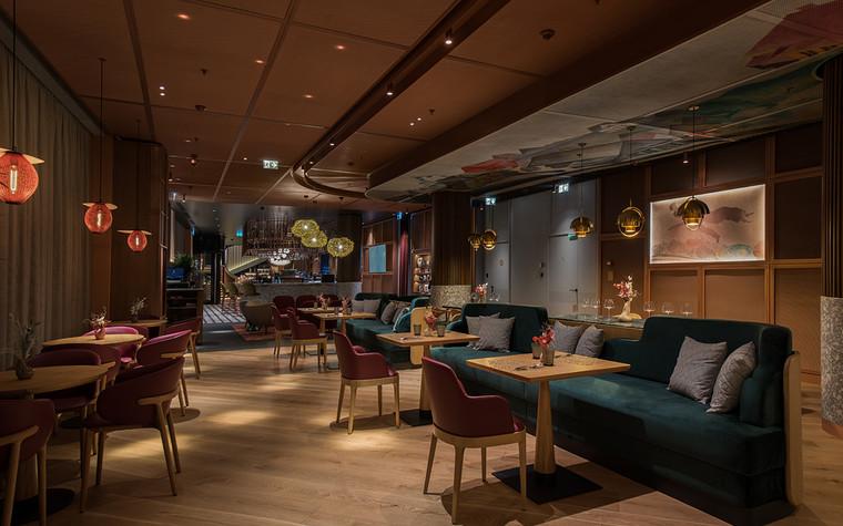 Ресторан. ресторан из проекта Shagal, фото №104134