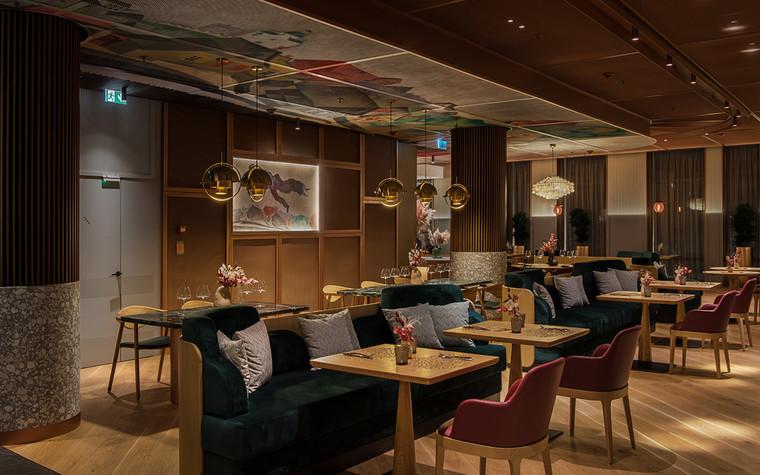 Ресторан. ресторан из проекта Shagal, фото №104135