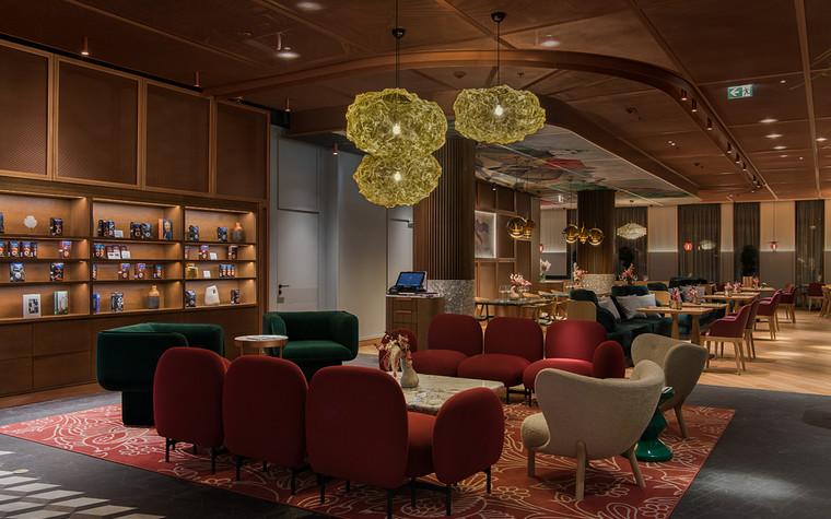 Ресторан. ресторан из проекта Shagal, фото №104136