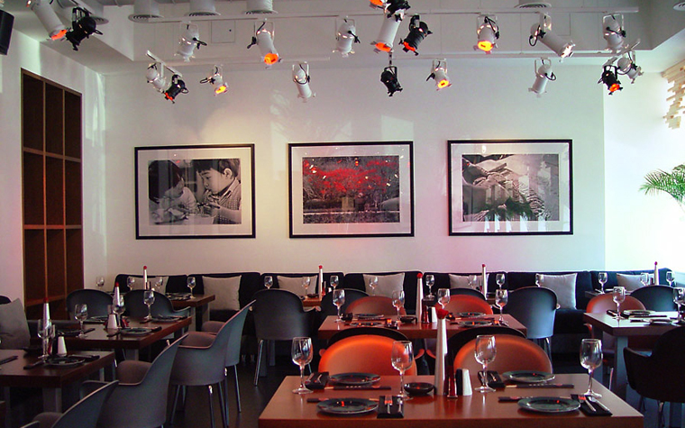 ресторан - фото № 9127