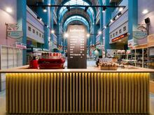 дизайн ресторана, кафе, бара ГИКАЛО КУПЦОВ АРХИТЕКТОРЫ  Architects