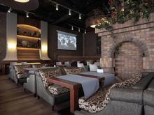дизайн ресторана, кафе, бара Воронков Кирилл