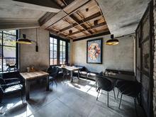 дизайн ресторана, кафе, бара Махно Сергей