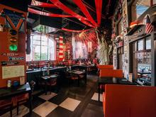 дизайн ресторана, кафе, бара Орлова Асия