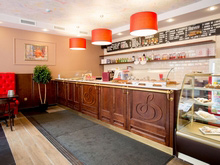 дизайн ресторана, кафе, бара Тимофеева Анастасия