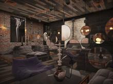 Ресторан «Ресторан в стиле лофт», ресторан . Фото № 26654, автор Art-i-Сhok