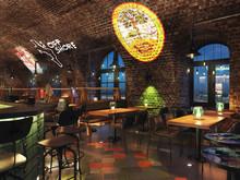 Ресторан «Ресторанный комплекс», ресторан . Фото № 26670, автор Duplex Apartment  Интерьерные решения