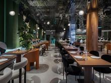Ресторан «Ресторан Zemlya Moscow», ресторан . Фото № 31469, автор ArchPoint