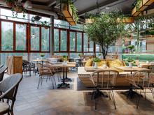 Ресторан «Ресторан Veranda», ресторан . Фото № 31588, автор DESIGN CHEF
