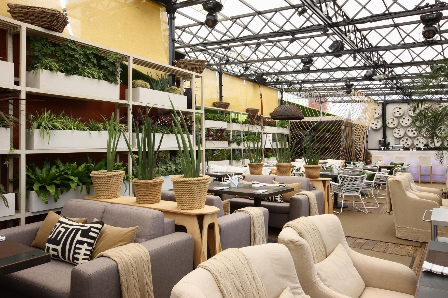 Ресторан «», ресторан, фото из проекта