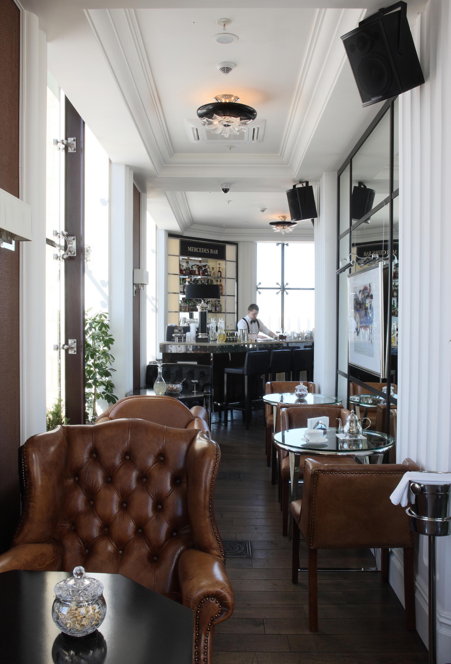 Дизайн офиса «», ресторан, фото из проекта