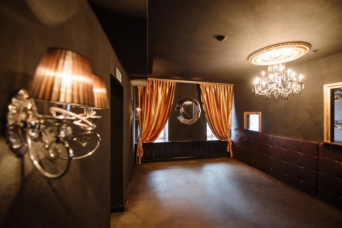 Загородный дом «», ресторан, фото из проекта