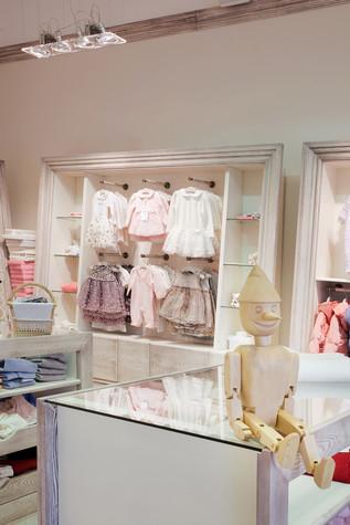 Торговая зона. торговые зоны  из проекта «Dolche Stellina» галерея детской одежды, фото №75238