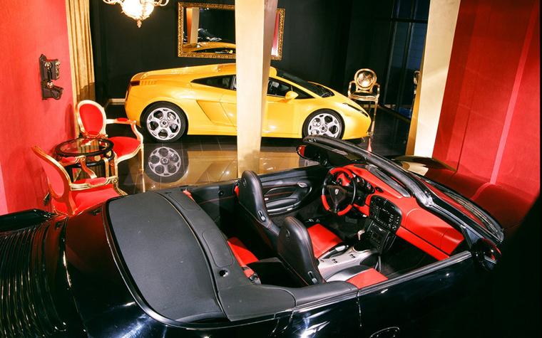 Дизайн автосалона