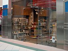 Торговая зона «», витрины  . Фото № 1032