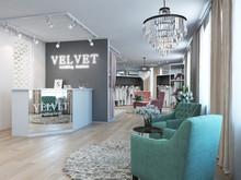 Дизайн свадебного салона Violet в Севастополе, фото № 7673, Дуквен Ольга