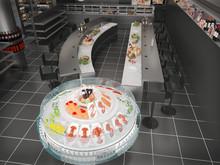 Торговая зона «TASTE OF RUSSIA МОРЕПРОДУКТЫ», торговые зоны  . Фото № 29188, автор Алексеева Ольга