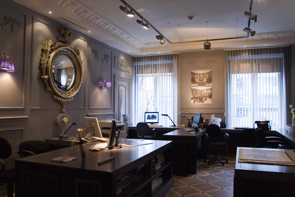 Торговая зона «», офисы, фото из проекта